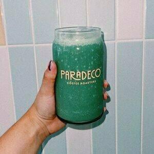 Healthy smoothies St Petersburg FL Coconut pineapple smoothie