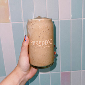 Healthy smoothies St Petersburg FL Peanut butter and coffee smoothie