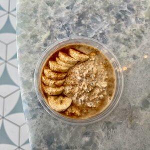 Best whole bean roaster St Petersburg FL Vanilla Latte Overnight Oats